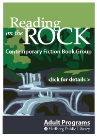 Reading on the Rock Ad