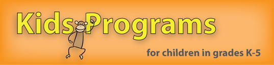 Programs for children K-5