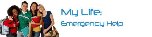 my life - emergency help