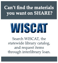 search WISCAT for Interlibrary Loan