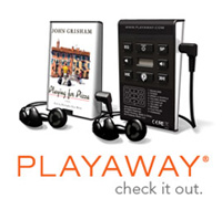 Playaway - check it out!